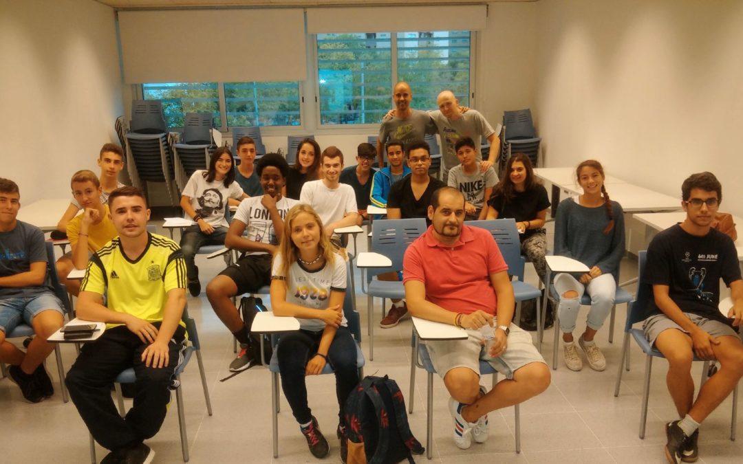 Formació de cursos per a tècnics 2018