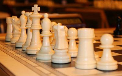 Els escacs continuen la seva activitat