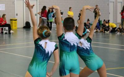 La gimnàstica aeròbica inicia la temporada a Sabadell