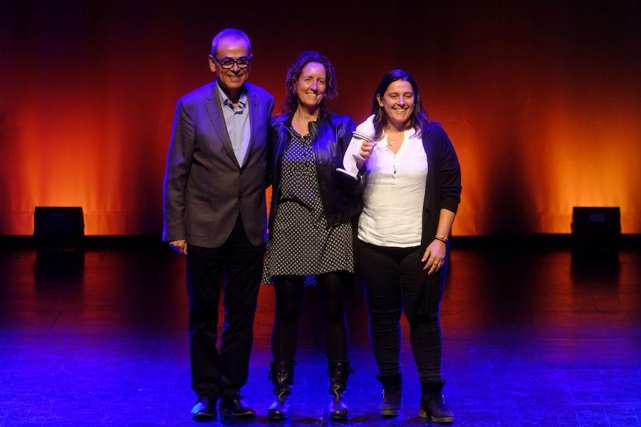 L'AFA de l'escola Busquets i Punset, premiada a la Nit de l'Esport 2018