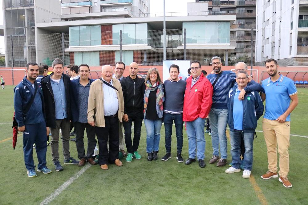 L'alcaldessa Núria Marín inaugura els Jocs Escolars 2018/2019