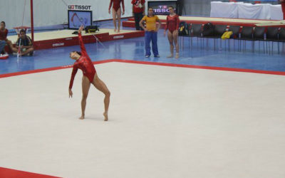 La gimnàstica rítmica afronta el final de la competició individual