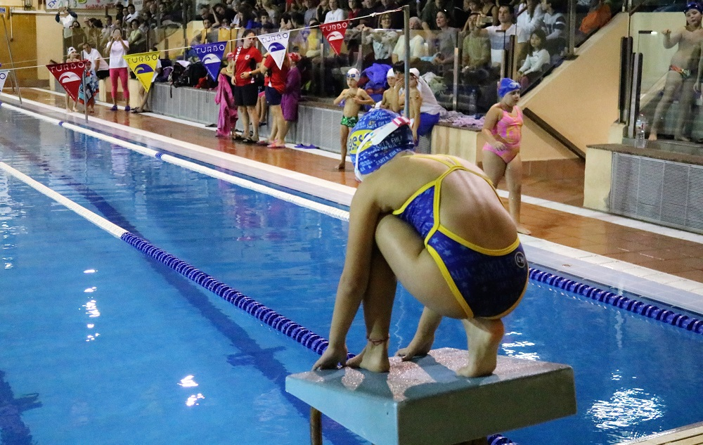 Els Jocs Escolars de natació tornen a l'Hospitalet