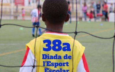 En marxa la Diada de l'esport escolar 2019