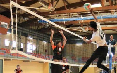 El voleibol i el futbol 7 femení es posen en marxa