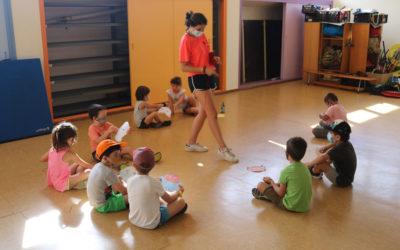 Inici de les activitats extraescolars del Consell Esportiu de l'Hospitalet