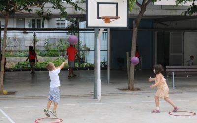 Activitats en grups estables lectius: l'esport més segur