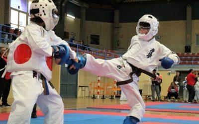 Un altre esport que s'estrena: el karate